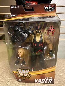 WWE Wrestling Elite Series 10 Big Van Vader Target Exclusive new in package