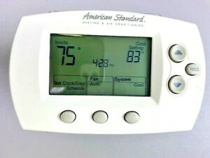 American Standard/Honeywell LED Display Thermostat Acont600af11maa th6110d1047