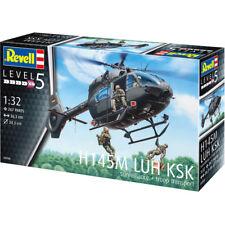 REVELL 04948 H145M LUH KSK hélicoptère (Niveau 5) (échelle 1:32) MODEL KIT NEW