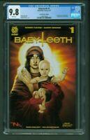 Babyteeth #1 CGC 9.8 The Nerd Store Edition 2017 Shelly Robertson Cover Variant