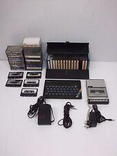 Sinclar ZX Spectrum with Games