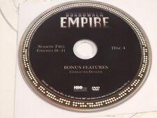 Boardwalk Empire Second Season 2 Disc 4 DVD Disc Only 44-248