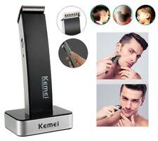Men's Rechargable Electric Cordless Hair Beard Clipper Trimmer Shaver Razor