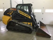 2015 New Holland C238 Compact Track Skid Steer Loader - Great Condition!