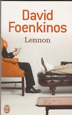 David Foenkinos - Lennon - Tb état