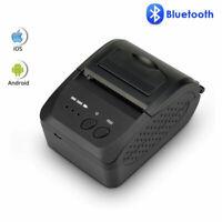 Impresora térmica de recibos Bluetooth NETUM NT-1809DD de 58mm POS