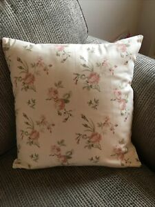 """REDUCED Ashley Wilde Clarence Rose Fabric 16"""" D/ Sided Cushion Covers Design"""