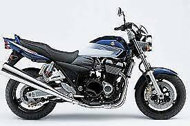 Suzuki GSX1400 Service Workshop Manual with Owner Manual and Parts Catalogue PDF