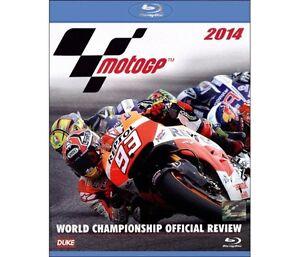 MOTO GP SEASON REVIEW 2014 (BLURAY) - MOTO GP Blu Ray