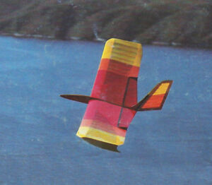 Giant Windfreak Sailplane Plans, Templates and Instructions 100ws