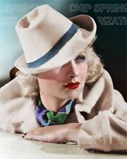 LUCILLE BALL WEARING A TRENCHCOAT BEAUTIFUL COLOR PHOTO BY CHIP SPRINGER
