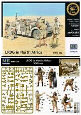 o Master Box MB3598 - LRDG in North Africa, 1941-1943  (Scala 1/35)