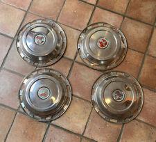 Triumph Hub Caps - Set Of 4