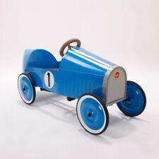 BAGHERA: Voiture à pédales MONTHLERY bleu turquoise 2-6 ans