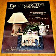 Distinctive Publishing: Distinctive Collections Tole Painting Book - Judy Diepho