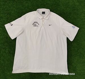 STEVE CRAM CELEBRITY GOLF DAY 2010 DEVERE AT SLALEY HALL NIKE GOLF SHIRT JERSEY