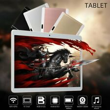 "10.1"" WIFI/4G-LTE Tablet Android 9.0 8+512GB SIM Tablet Computer PC Dual Camera"