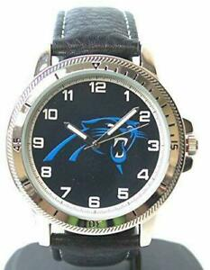 Carolina Panthers Men's Classic Sparo Sports Watch.  Officially Licensed. NEW!