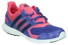 Adidas Hyperfast 2.0 Running S82588 Navy Black Pink Youth Junior Girl Size 6