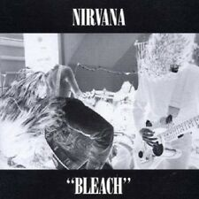 "NIRVANA ""BLEACH"" LP VINYL NEU"