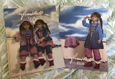 2004 Club Annette Himstedt Doll Brochure Great Price Guide Himstedt club Play St