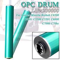 For Konica Minolta Bizhub C5500 C5501 C6500 C6501 C6000 C7000 OPC DRUM opc