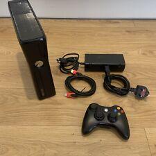 Microsoft Xbox 360 Slim 4GB Console - Fully  Tested