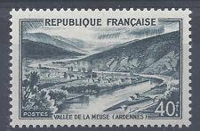 VALLEE de la MEUSE N° 842A - NEUF SANS CHARNIERE - LUXE