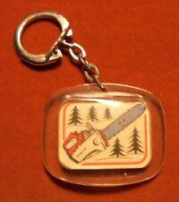 Porte-clés Key Ring STIHL la tronçonneuse qui ne coupe que les sapins !!