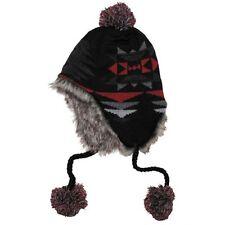 Berretto Perù ICA pelo Cappello a palloncino invernale di maglia con cappuccio