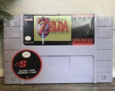 Nintendo Legend of Zelda a Link to The Past SNES Cartridge Shirt Size 2xl