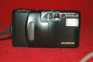 Olympus Infinity Jr. 35mm Point & Shoot Film Camera