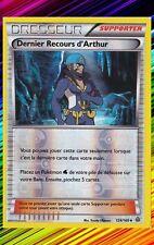 Dernier Recours d'Arthur Re-XY5:Primo Choc-124/160-Carte Pokemon Neuve Française