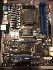 MSI 970A-G46, AM3+, AMD Motherboard