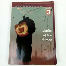 Mechademia 3 Limits of the Human Anime Manga Japanese Comic Paperback Book
