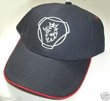 Genuine Scania Logo Navy Blue Truck Baseball Cap Hat One Size Men's Mens New