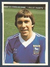 DAILY STAR FOOTBALL-1981- #108-IPSWICH TOWN & HOLLAND-ARNOLD MUHREN