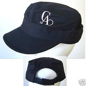 Christina Aguilera Pink Logo Black Cadet Hat Cap L Xl New