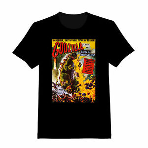 Godzilla #2 - Custom Youth T-Shirt (067) - King of the Monsters
