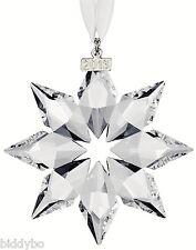 Swarovski 2013 Annual Edition Crystal Star Ornament ~ Large Size