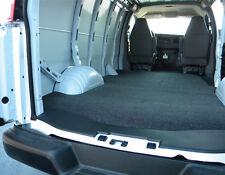 BedRug VRG96X Custom Fit VanRug Protection Cargo Mat for Express Extended Cab