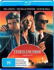*New & Sealed* Tequila Sunrise (Blu-ray) Mel Gibson, Michelle Pfeiffer, Kurt Rus