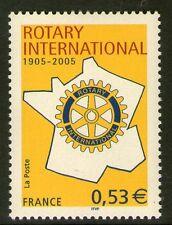 TIMBRE 3750 NEUF XX LUXE - CENTENAIRE DU ROTARY CLUB INTERNATIONAL