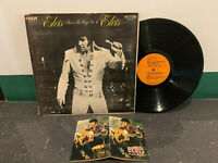 "Elvis Presley 33 rpm Philippines 12"" EP LP thats the way it is"