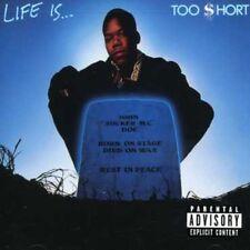 Too $hort, Too Short - Life Is Too Short [New CD] Explicit