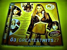 Ö3 GREATEST HITS 27 + BONUS MAXI BUS DURCH LONDON STÜRMER + KEANE OUTKAST KELIS