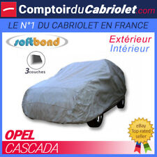 Housse Opel Cascada - SoftBond® : Bâche de protection mixte