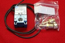 MAC Boost solenoid valve BCS 35A-AAA-DDBA-1BA with FITTINGS