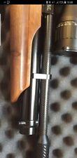 COPERCHIO del bariletto SUDARIO di carbonio compatibile con una Weihrauch HW100KT