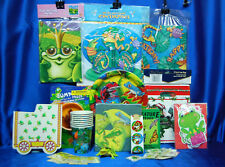 Frog Party Set # 16 Frog Party Supplies Rainforest Frogs Favors Games Amphibian